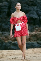 Olivia Culpo on the Beach in Maui 05/09/2018