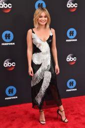 Olivia Holt – 2018 Disney ABC Upfront Presentation in New York