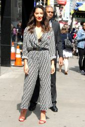 "Olivia Munn at ""Good Morning America"" in NYC 05/23/2018"