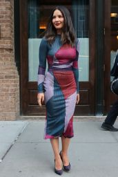 Olivia Munn - Leaving Her Hotel in New York City 05/21/2018