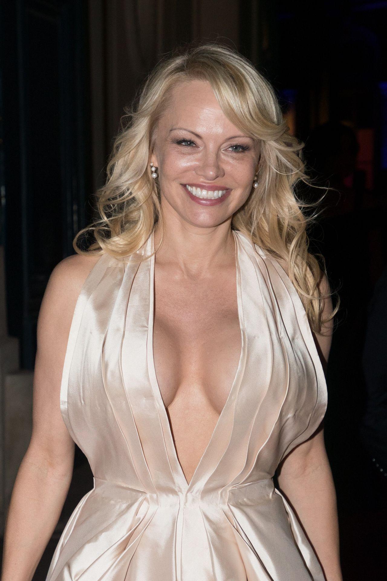 Pamela Anderson - ACM Dinner Gala, F1 Grand Prix of Monaco ... Pamela Anderson