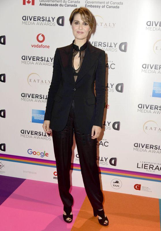 Paola Cortellesi - Diversity Gala in Milan 05/23/2018