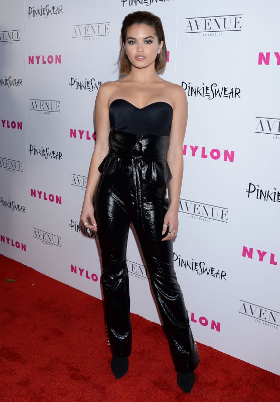 Paris Berelc – NYLON Young Hollywood Party in LA