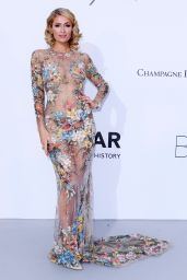 Paris Hilton – amfAR's Cinema Against AIDS Gala in Cannes 05/17/2018