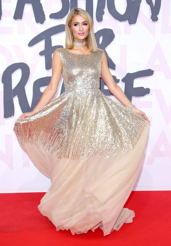 """Paris Hilton – """"Fashion For Relief"""" Charity Gala in Cannes"""