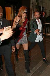 Paris Jackson - Leaving Her Hotel in New York City 05/08/2018