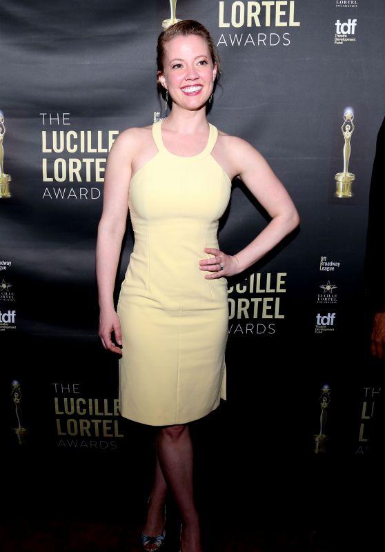 Patti Murin – Lucille Lortel Awards in New York 05/06/2018
