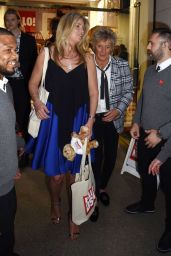 Penny Lancaster - Hello! Magazine x Dover Street Market Anniversary Party in London