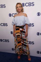 Perdita Weeks – CBS Upfront Presentation in New York 05/16/2018