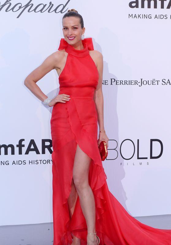 Petra Nemcova – amfAR's Cinema Against AIDS Gala in Cannes 05/17/2018