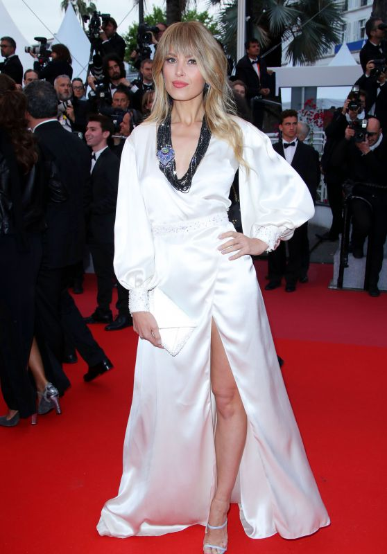 "Petra Nemcova – ""BlacKkKlansman"" Red Carpet in Cannes"