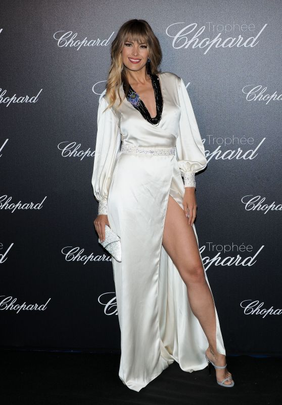 Petra Nemcova – Chopard Trophy's Photocall in Cannes 05/14/2018