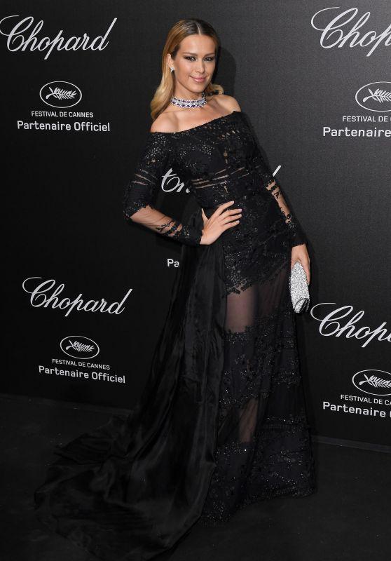 Petra Nemcova – Secret Chopard Party in Cannes 05/11/2018