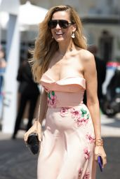 Petra Nemcova Style and Fashion - Cannes 05/10/2018