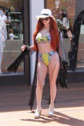 Phoebe Price in Swimsuit in Malibu 05/27/2018