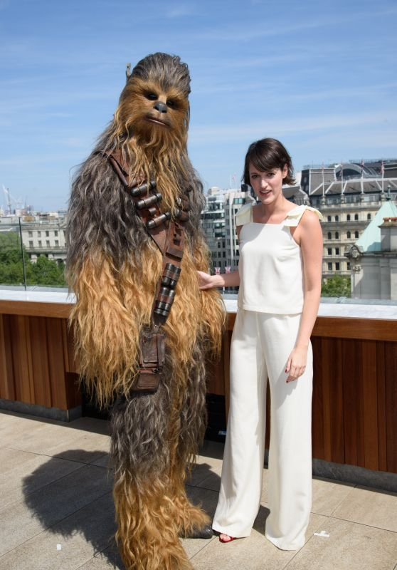 "Phoebe Waller-Bridge - ""Solo: A Star Wars Story"" Photocall at Trafalgar Hotel in London 05/18/2018"