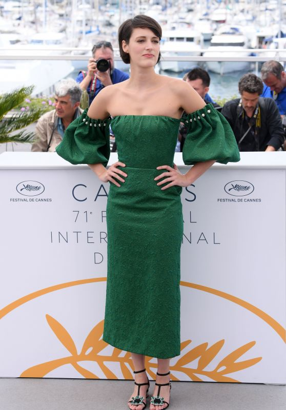 """Phoebe Waller-Bridge - """"Solo: A Star Wars Story"""" Photocall in Cannes"""