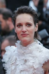 """Phoebe Waller-Bridge – """"Solo: A Star Wars Story"""" Red Carpet in Cannes"""