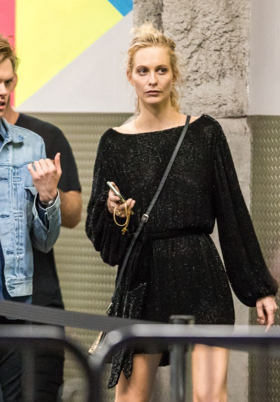 Poppy Delevingne and Husband James Cook Out in New York City 05/06/2018