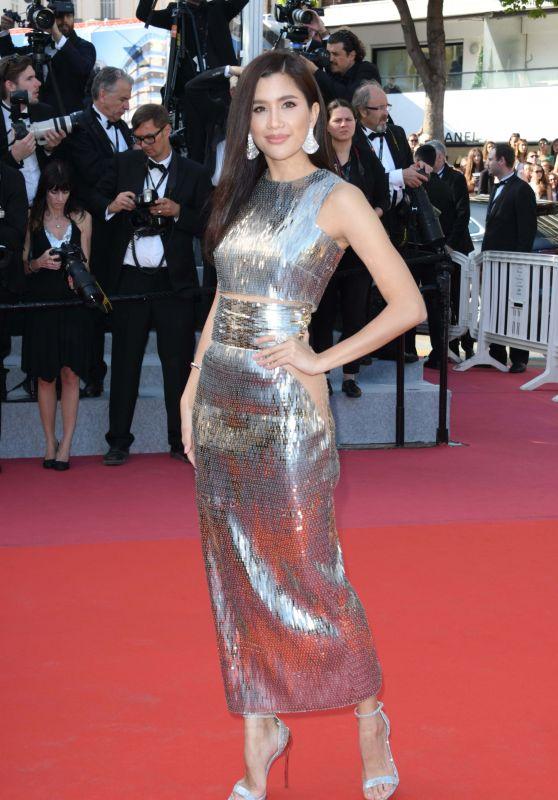 "Praya Lundberg – ""Girls of the Sun"" Premiere at Cannes Film Festival"
