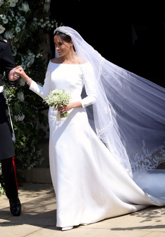 Prince Harry and Meghan Markle - Royal Wedding at Windsor Castle 05/19/2018
