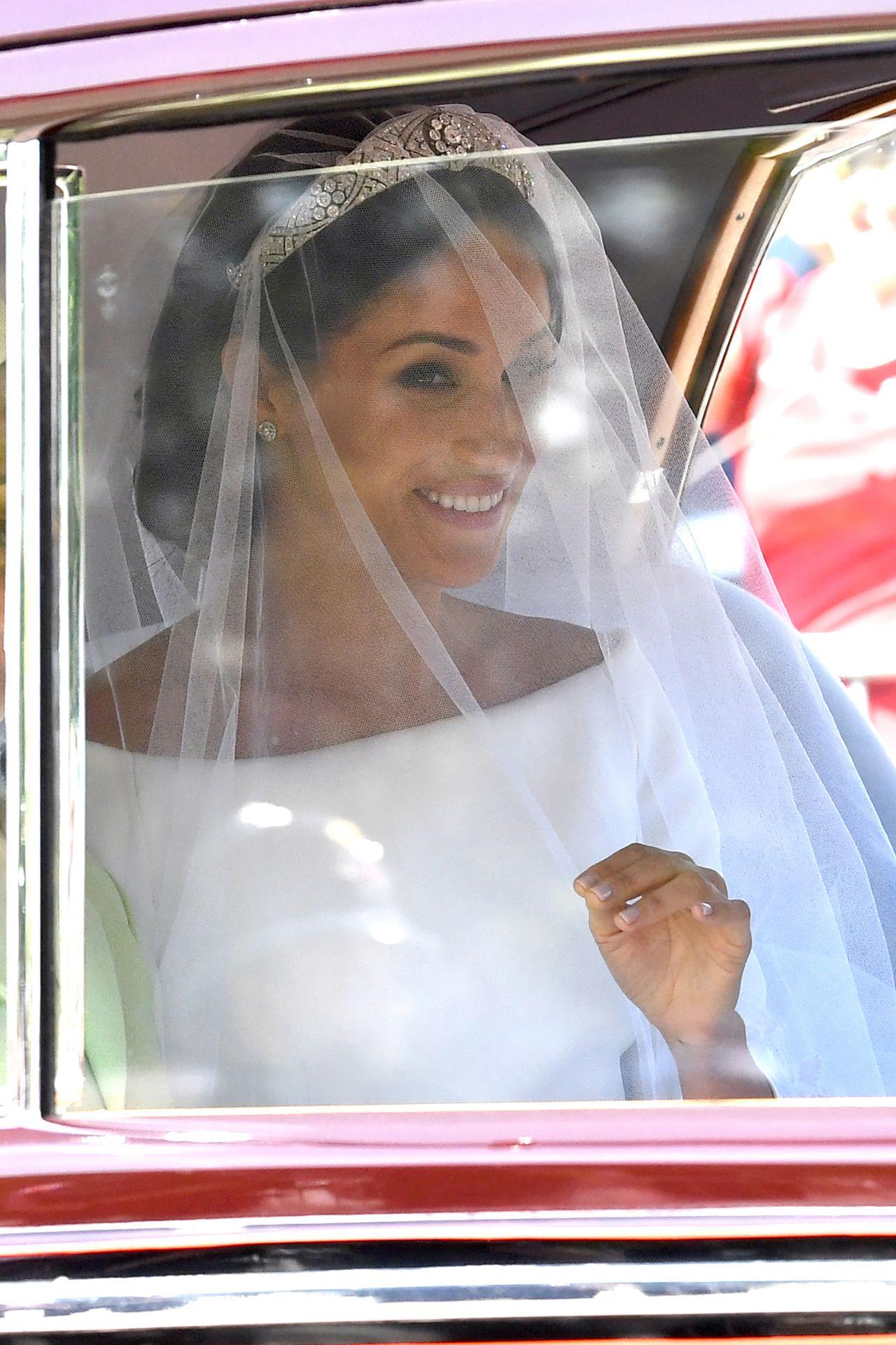 Prince Harry And Meghan Markle Royal Wedding At Windsor