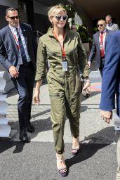 Princess Charlene of Monaco - 2nd Practice Session for F1 Monaco Formula One Gran Prix 05/26/2018