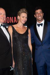 Princess Charlene of Monaco - ACM Dinner Gala, F1 Grand Prix of Monaco 05/27/2018
