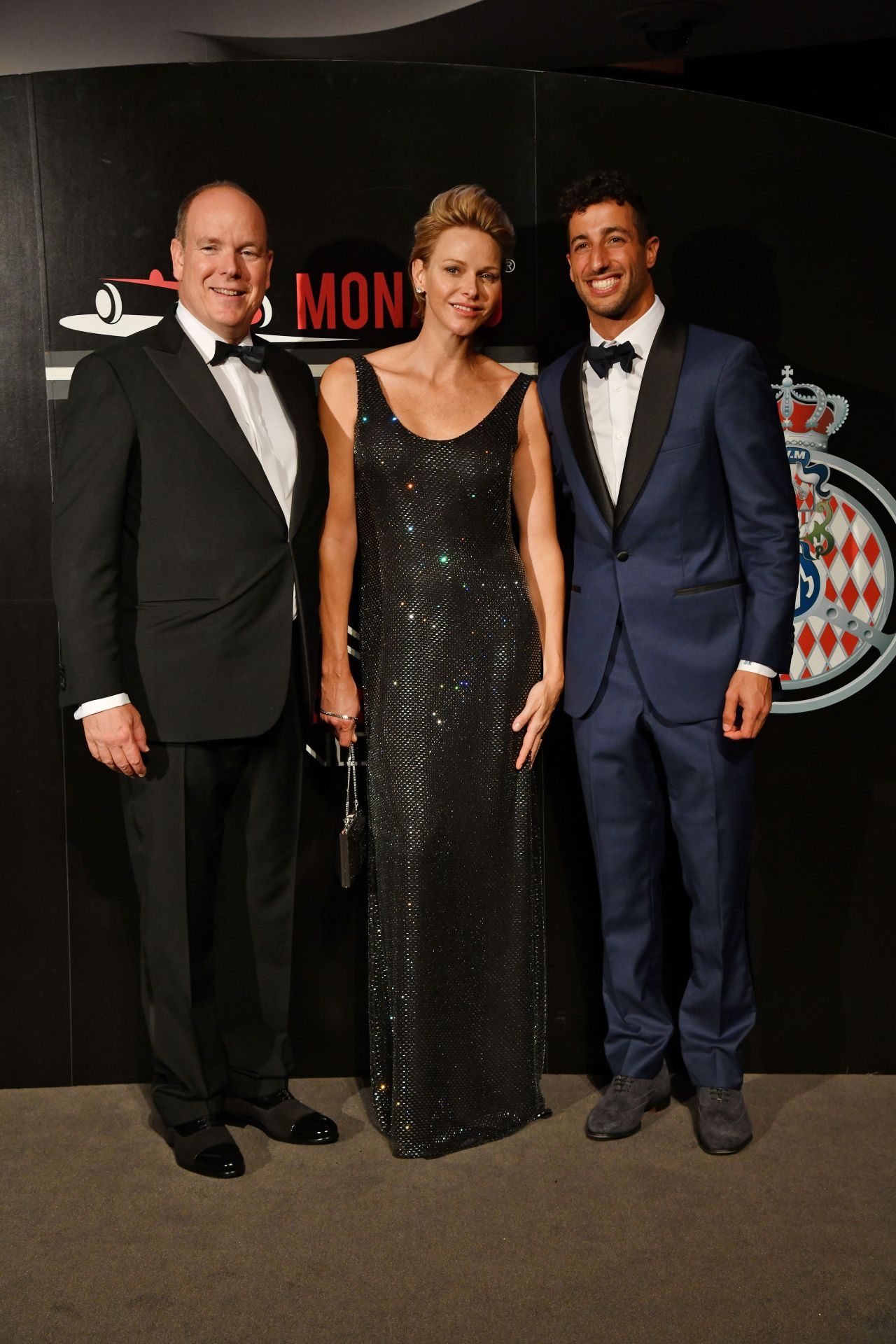 Grand Prix Las Vegas >> Princess Charlene of Monaco - ACM Dinner Gala, F1 Grand Prix of Monaco 05/27/2018