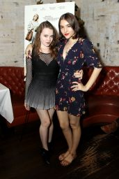 "Quinn Shephard and Nadia Alexander – ""A Kid Like Jake"" Premiere in NY"