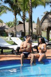 Rachel Lindsay in Bikini - Romantic Trip to the Riviera Maya in Mexico 05/29/2018