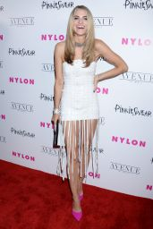 Rachel McCord – NYLON Young Hollywood Party in LA
