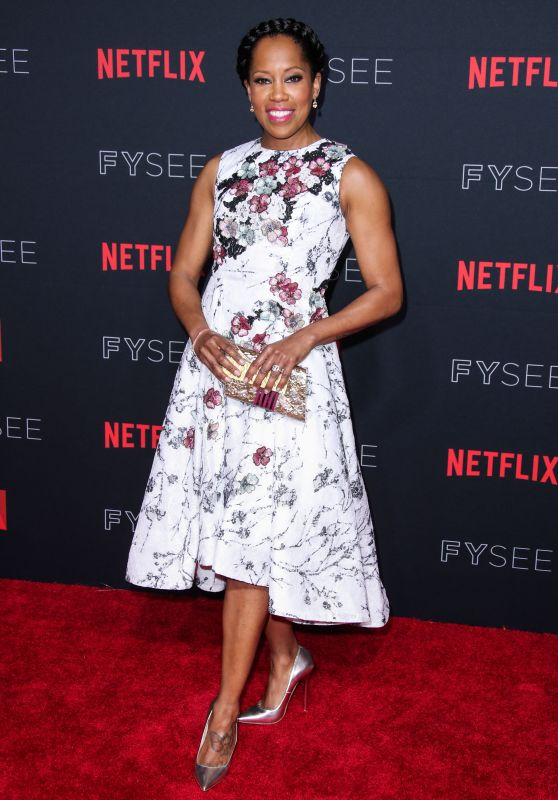 Regina King – Netflix FYSee Kick-Off Event in Los Angeles 05/06/2018