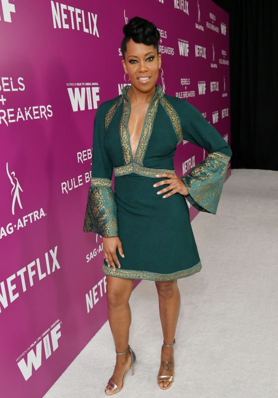 "Regina King – ""Rebels and Rule Breakers"" FYC Event in LA"