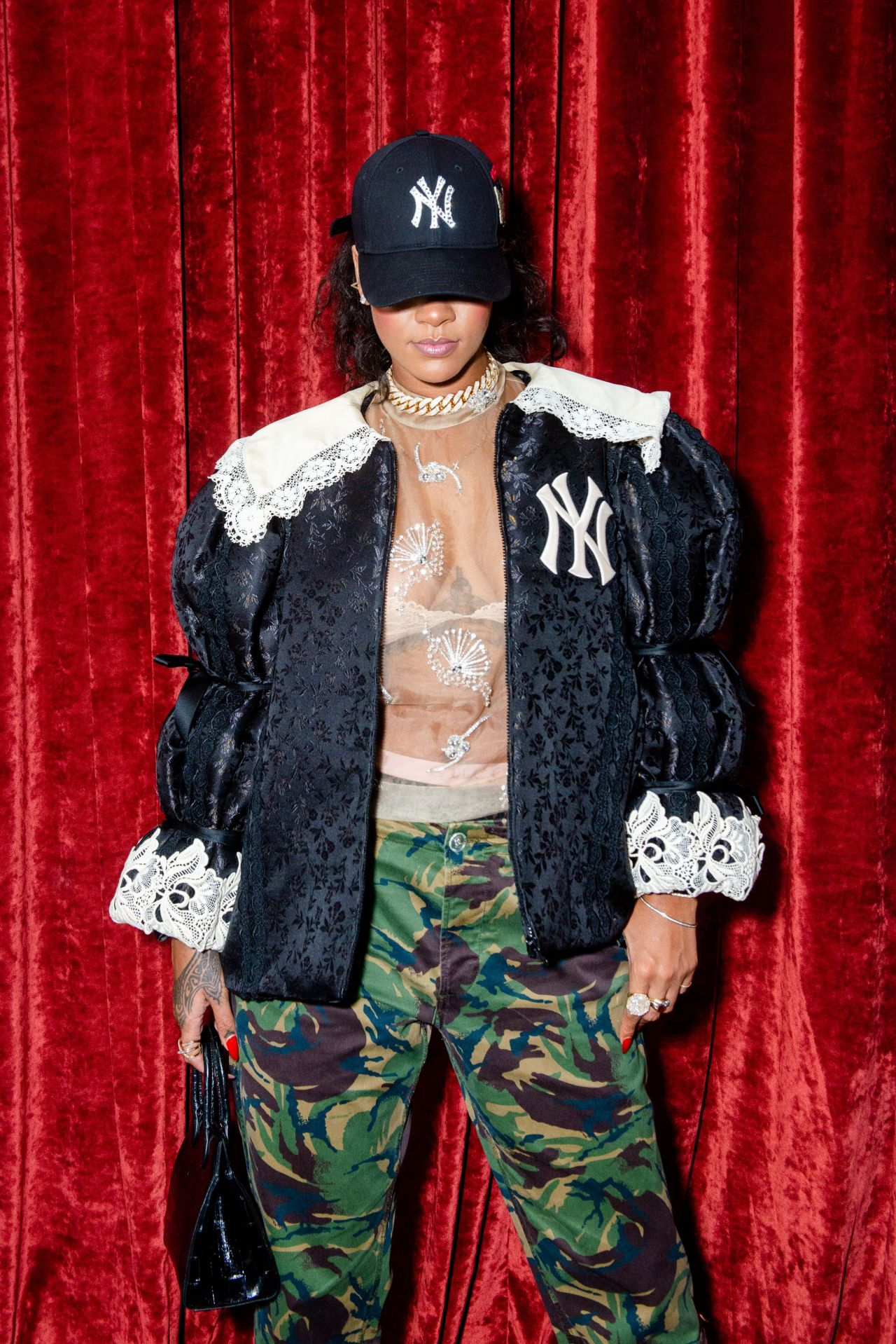 Rihanna – Gucci Wooster Store Opening in New York City 05/05/2018