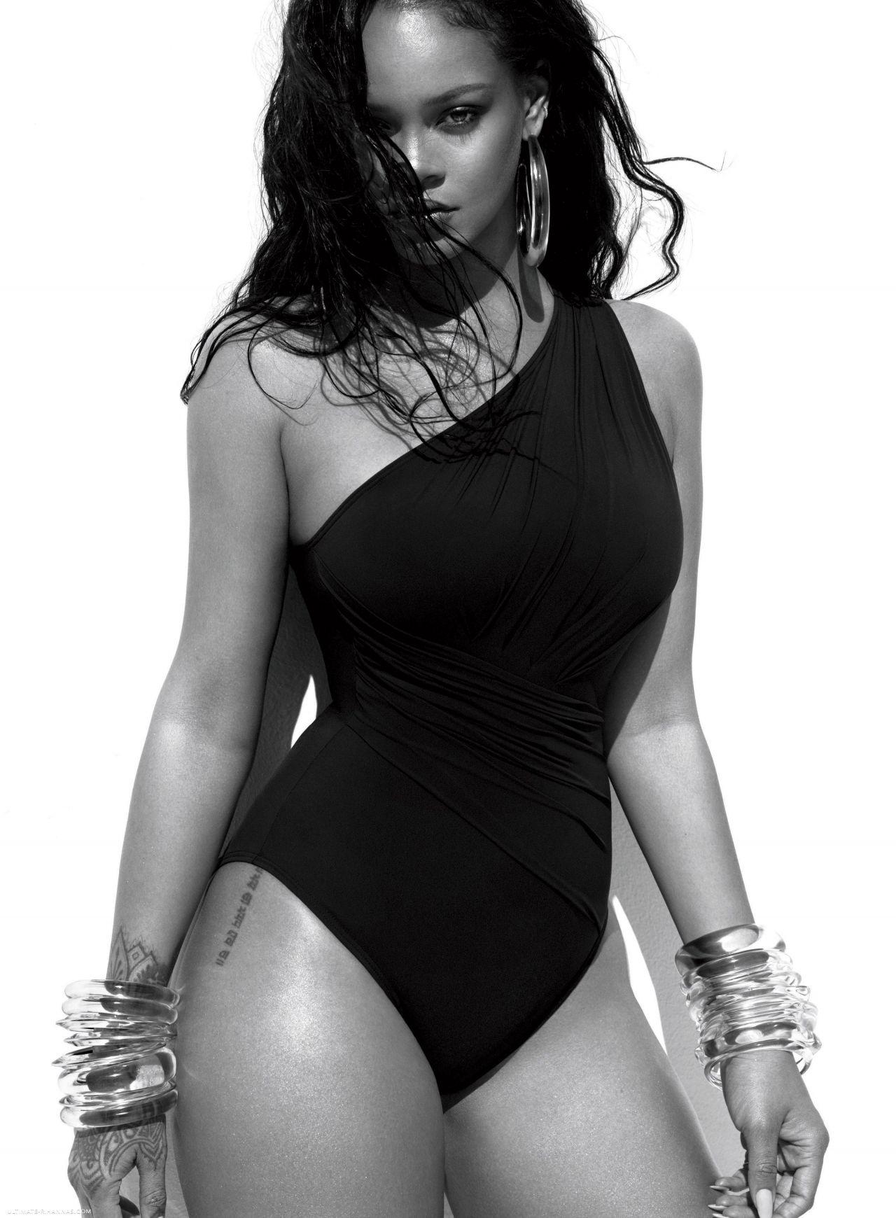 Rihanna - Photoshoot For Vogue Magazine June 2018-1390