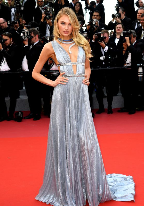"Romee Strijd – ""Everybody Knows"" Premiere and Cannes Film Festival 2018 Opening Ceremony"