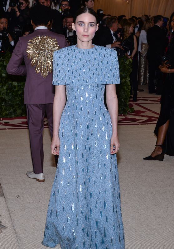 Rooney Mara – MET Gala 2018