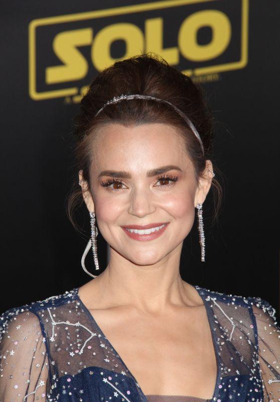 "Rosana Pansino – ""Solo: A Star Wars Story"" Premiere in LA"