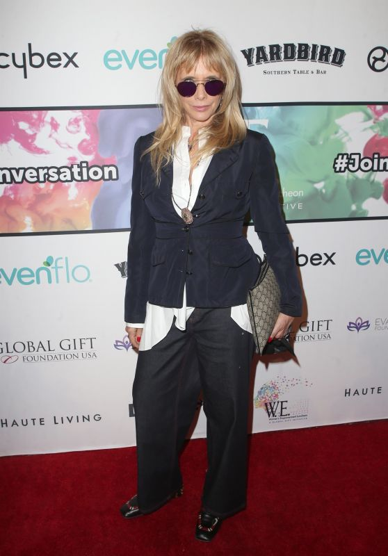 Rosanna Arquette – Eva Longoria's Global Gift Foundation in Los Angeles 05/10/2018