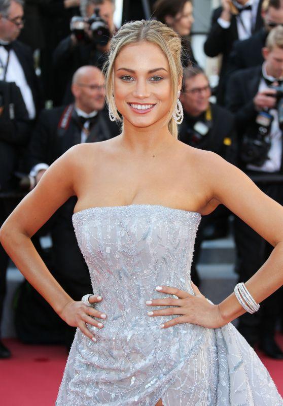 """Rose Bertram – """"Capharnaum"""" Red Carpet in Cannes"""