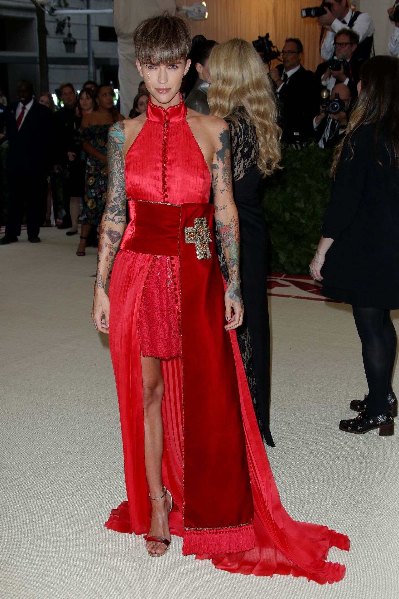 Ruby Rose – MET Gala...