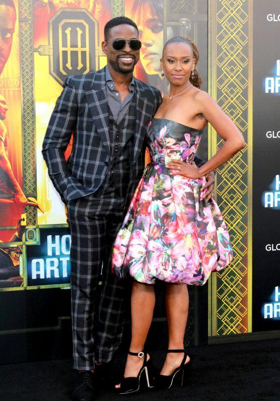 "Ryan Michelle Bathe – ""Hotel Artemis"" Premiere in Westwood"