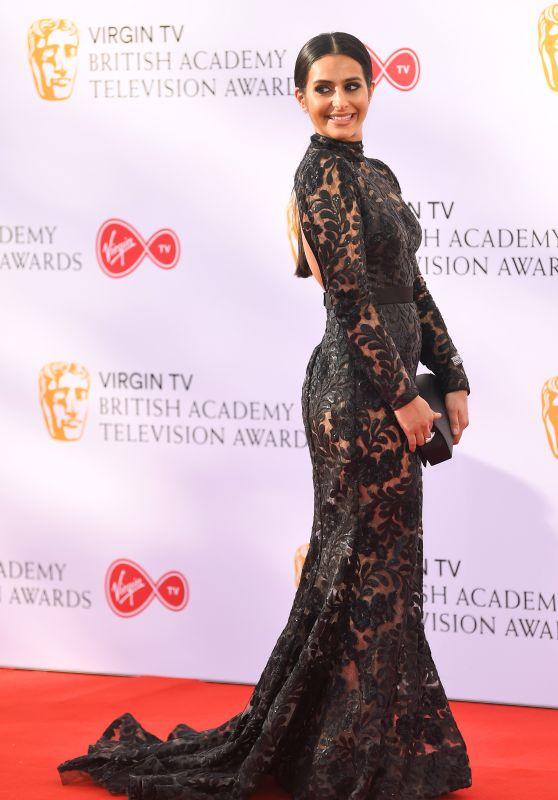 Sair Khan – BAFTA TV Awards 2018 in London