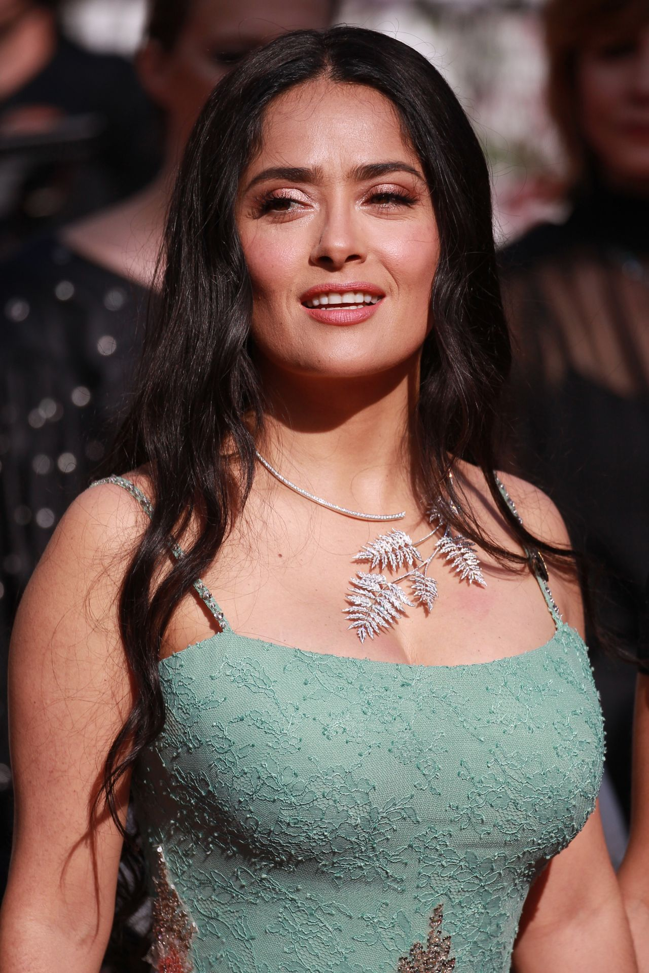 "Salma Hayek - ""Girls Of The Sun"" Premiere at Cannes Film ... Salma Hayek"