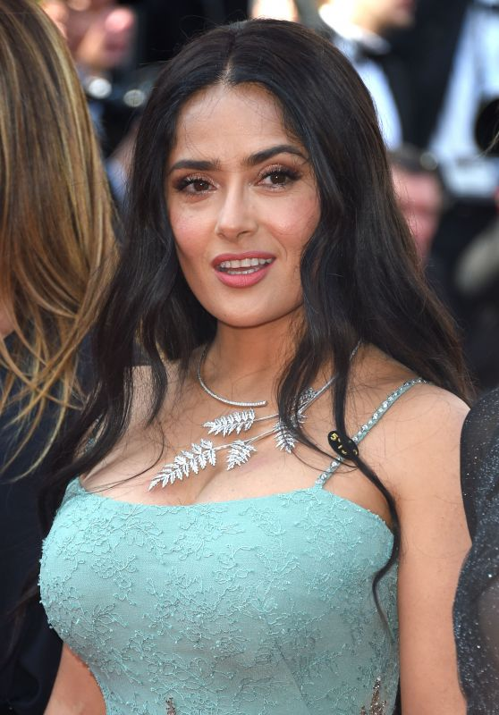 "Salma Hayek - ""Girls Of The Sun"" Premiere at Cannes Film Festival"