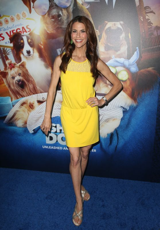 "Samantha Harris - ""Show Dogs"" Premiere in New York"