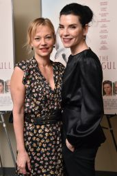 """Samantha Mathis and Julianna Marguiles - """"The Seagull"""" Premiere in New York 05/10/2018"""