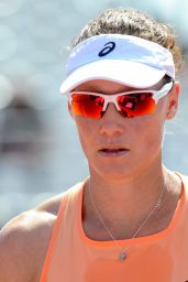 Samantha Stosur – Internationaux de Strasbourg Tennis Tournament 05/21/2018