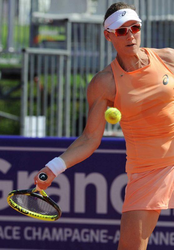 Samantha Stosur – Internationaux de Strasbourg Tennis Tournament 05/21/2018